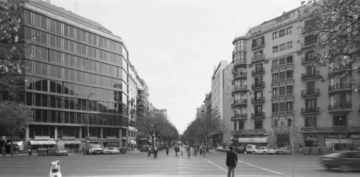 Eixample, 1991