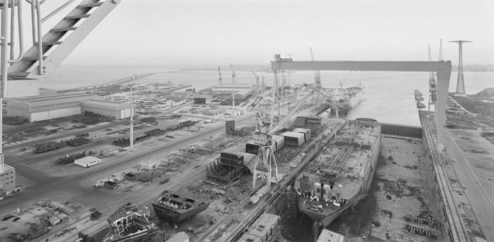 Astilleros de Cádiz, 1990