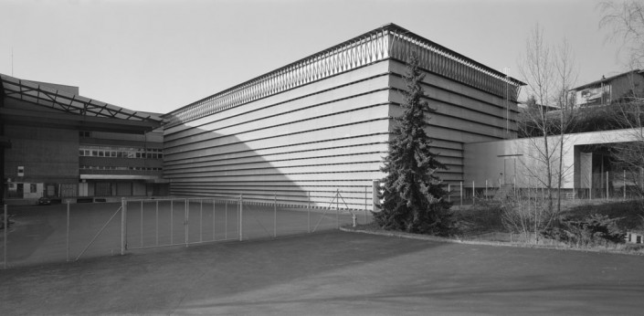 Fábrica Ricola, Basilea, 1991