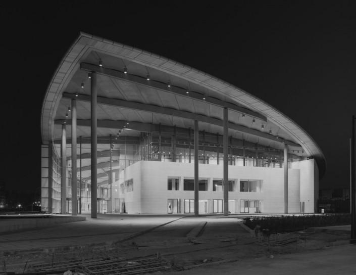 Palacio de Congresos, Valencia, 1998