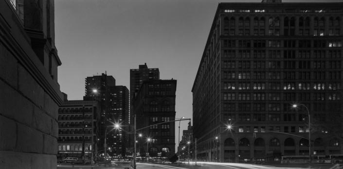 Nueva York, 1989-1992