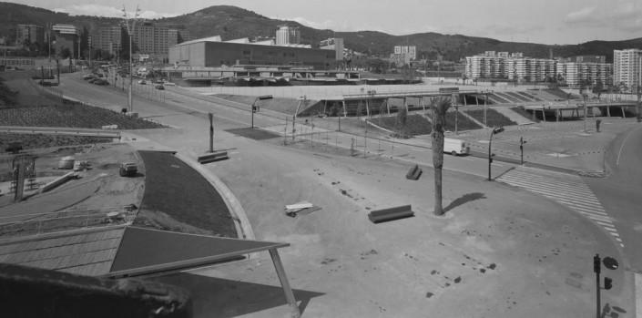 Vall d'Hebron, 1990-1992