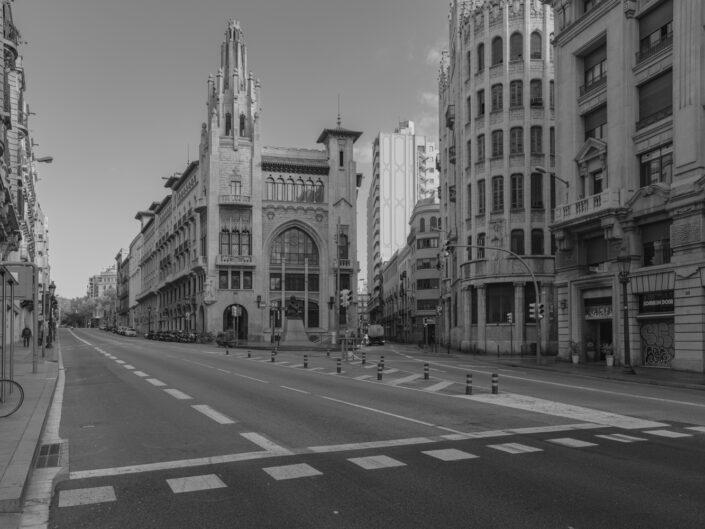 Barcelona, abril 2020